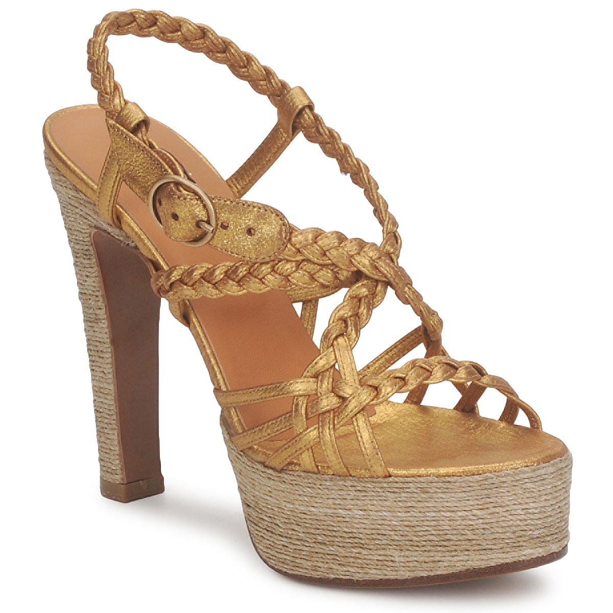 Sandals Michel Perry 12716 GOLD