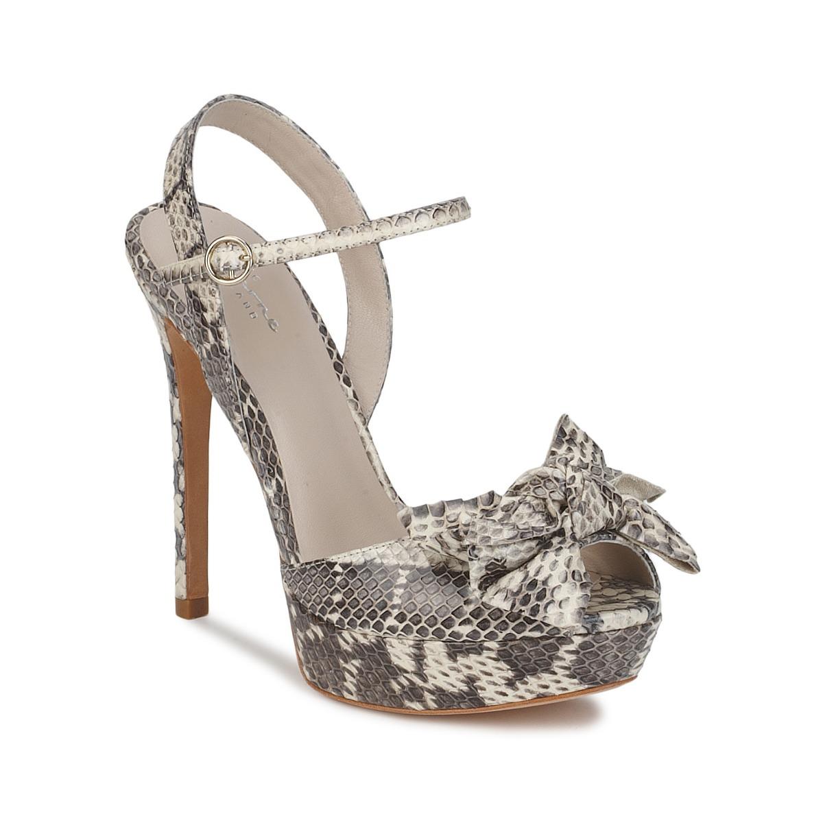 Sandals Bourne MOLLIE Grey