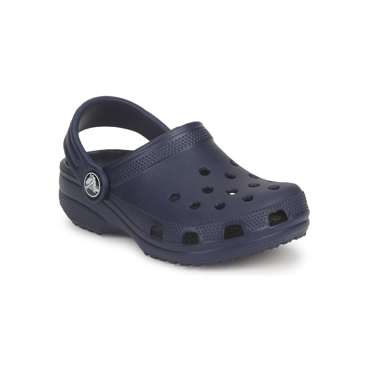 Clogs Crocs CLASSIC KIDS NAVY