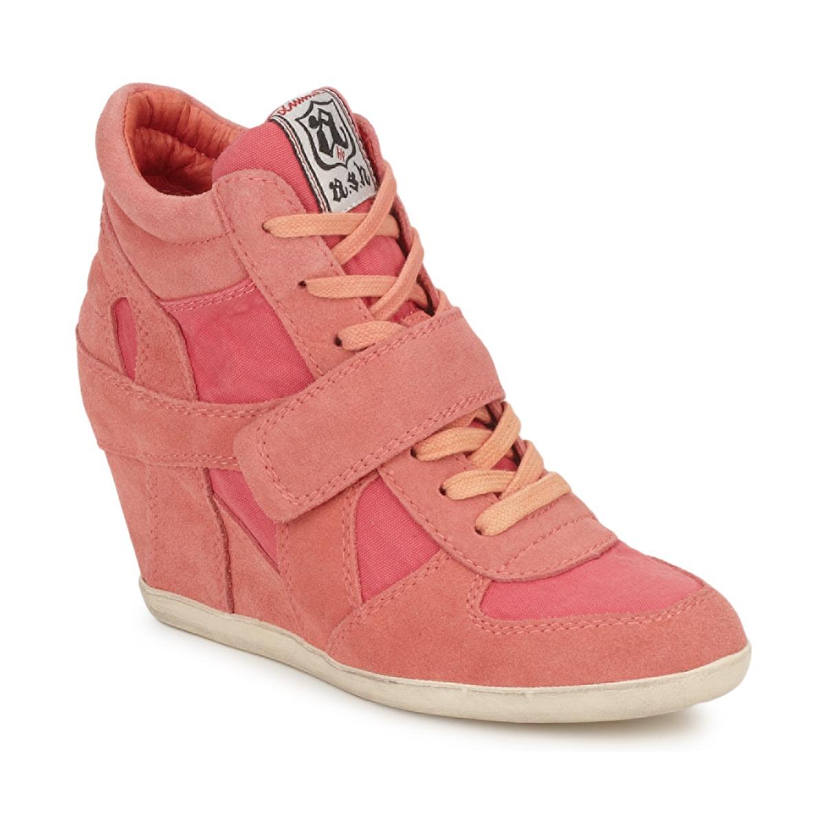 Ash BOWIE Pink / Pastel