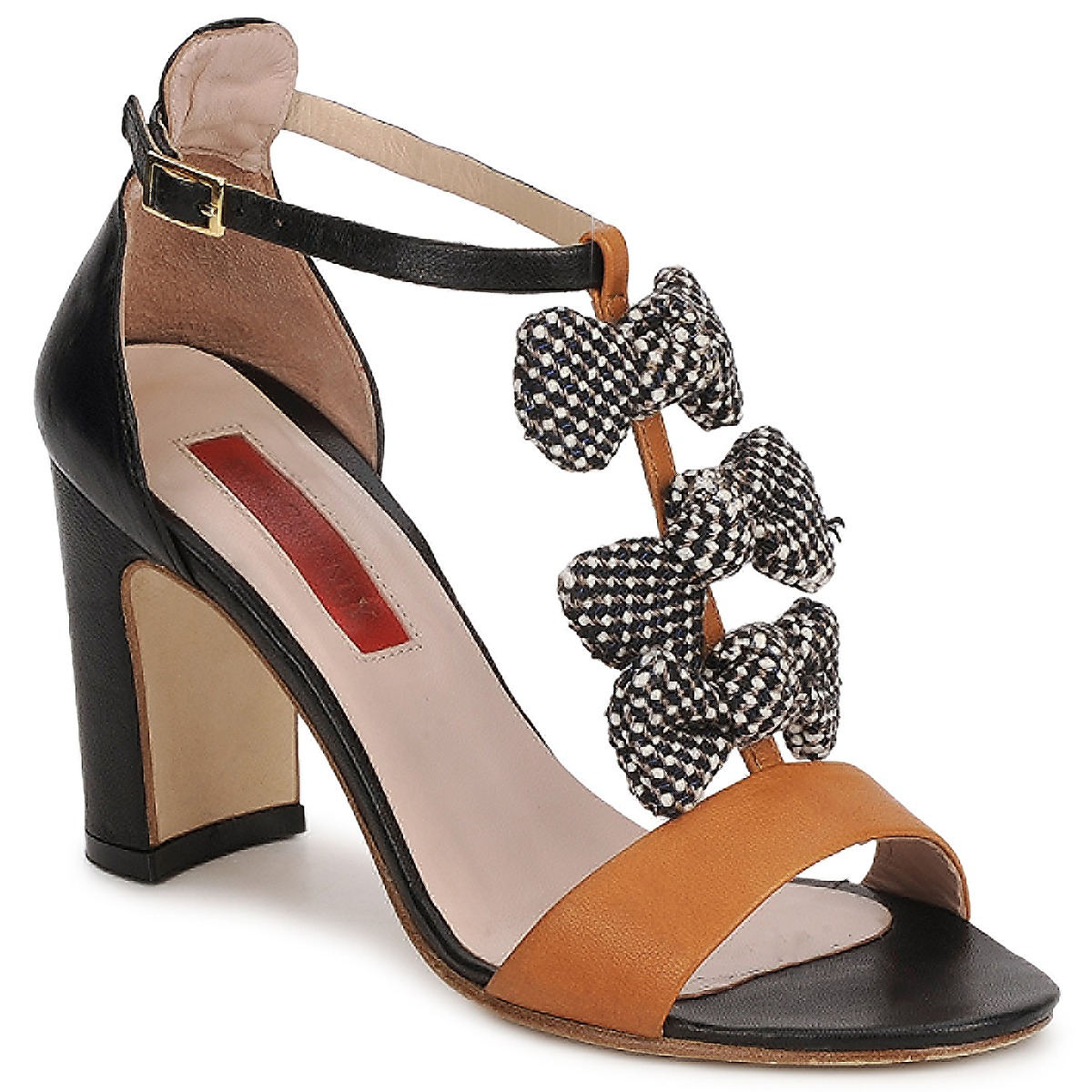 Sandals MySuelly NOE Black / Brown