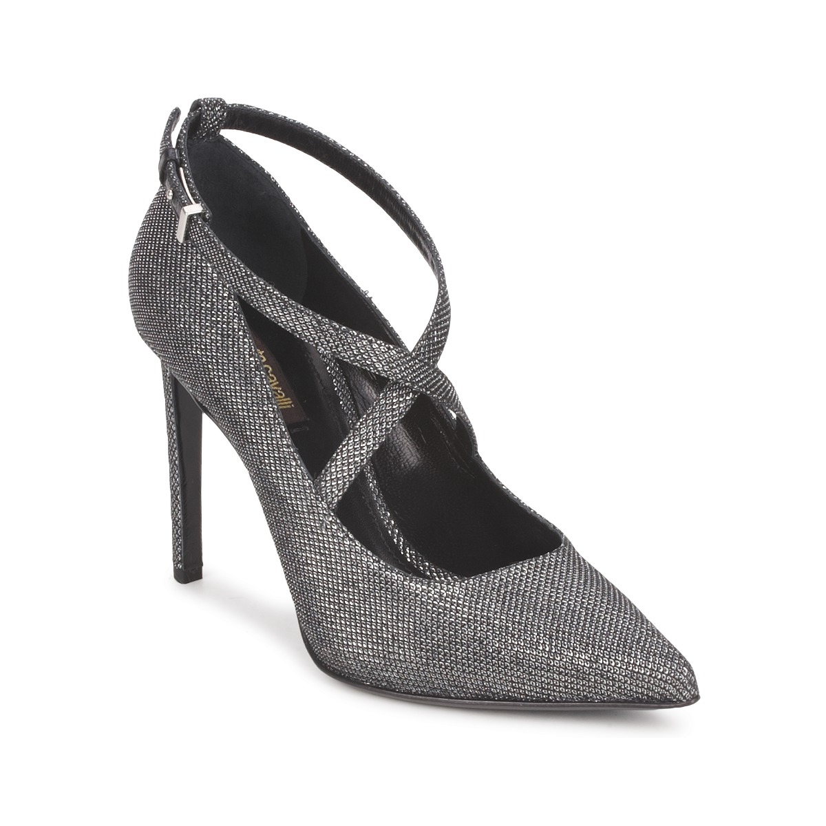 Court-shoes Roberto Cavalli WDS234 Grey