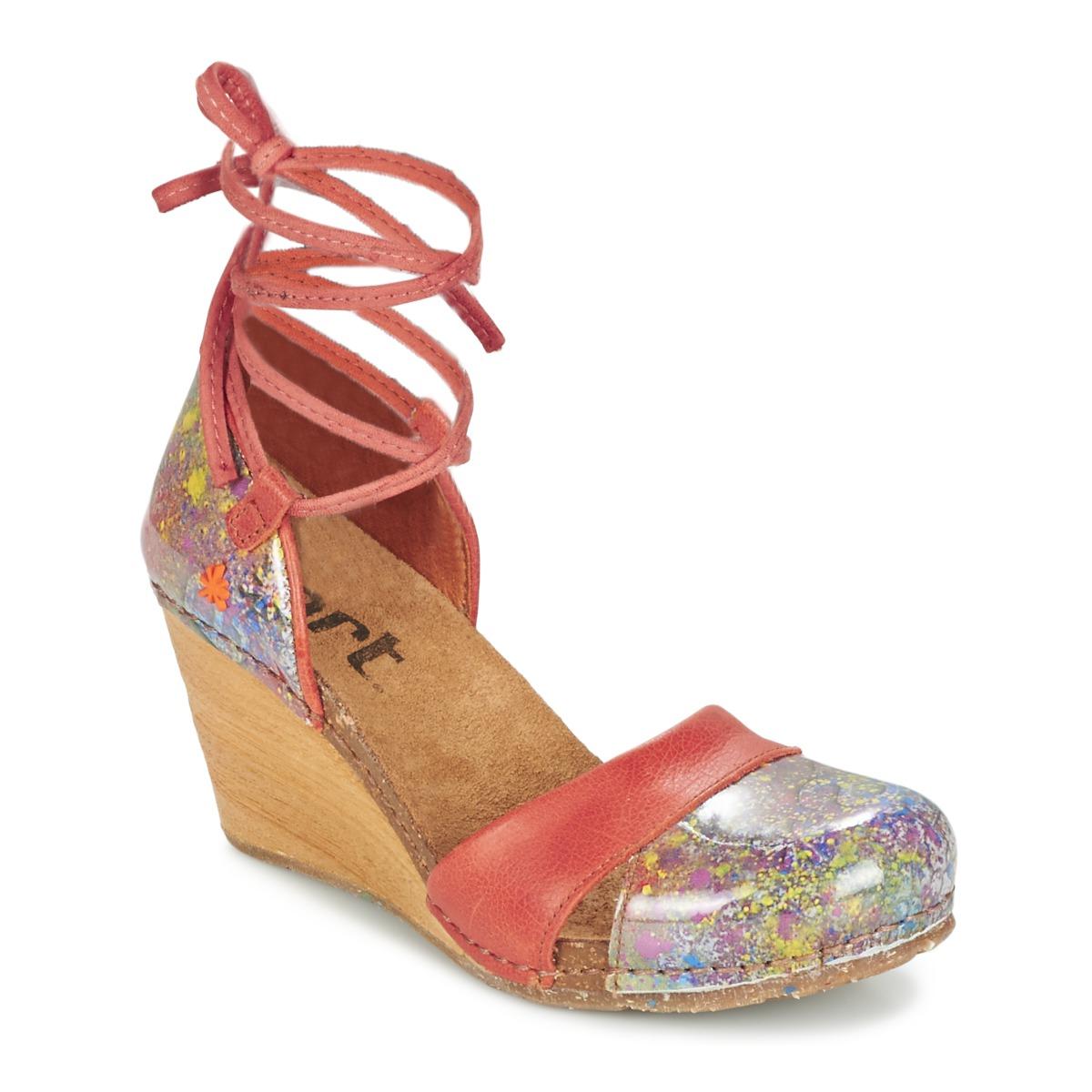 Sandals Art VALBY 499 Multicoloured