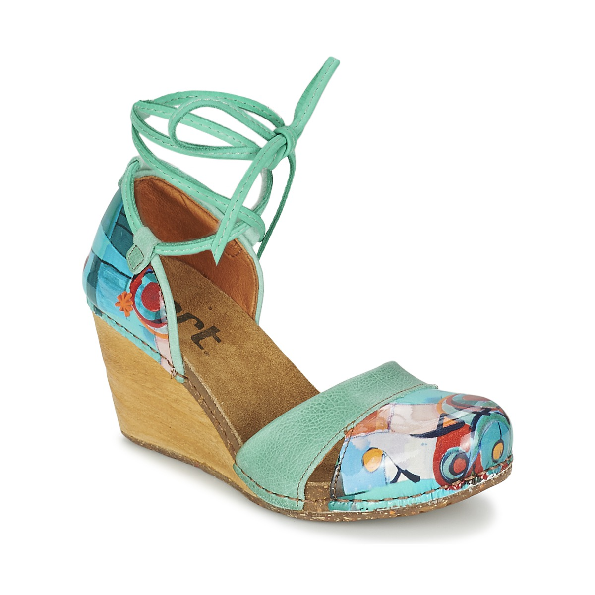 Sandals Art VALBY 499 Green