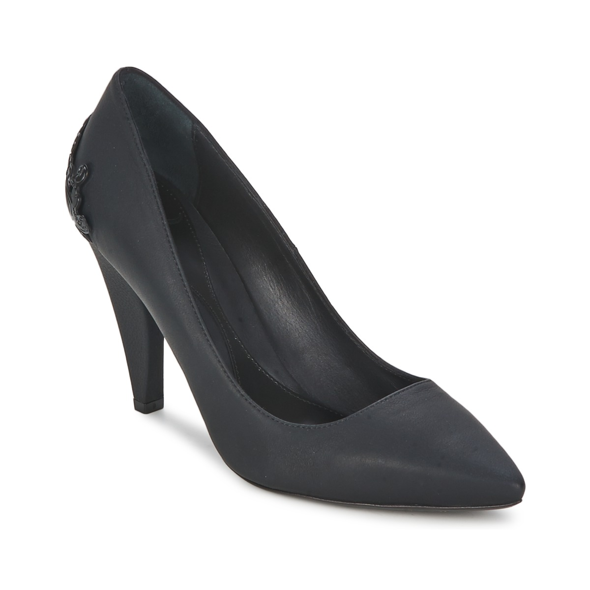 Court-shoes McQ Alexander McQueen 336523 Black
