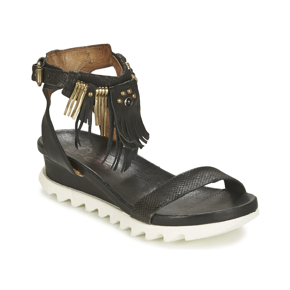 Sandals Airstep / A.S.98 FLOOD Black