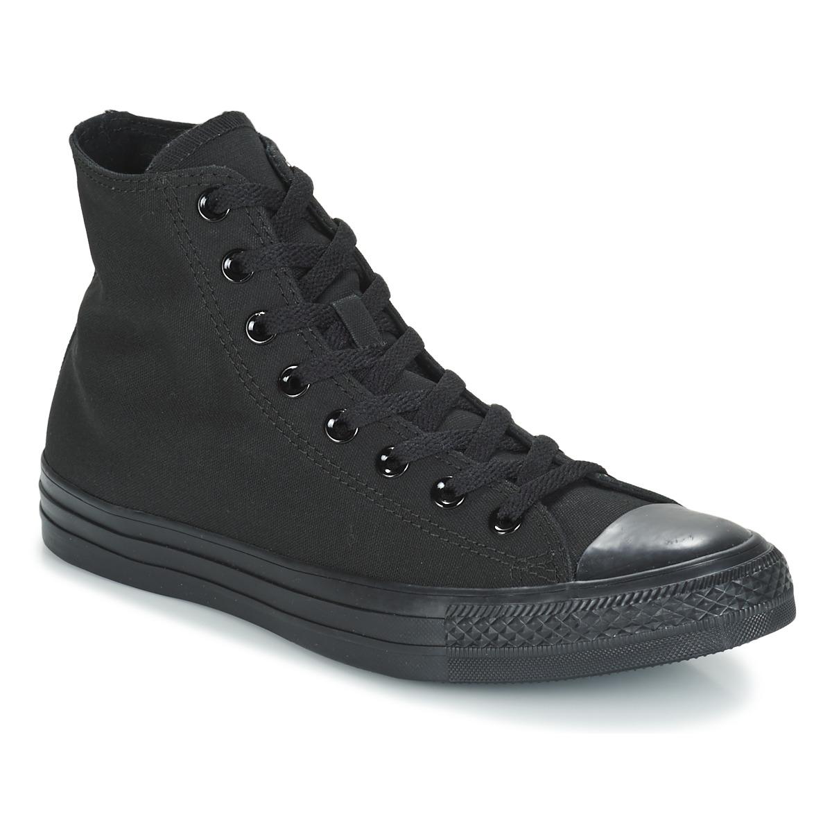 Converse CHUCK TAYLOR ALL STAR MONO HI Black