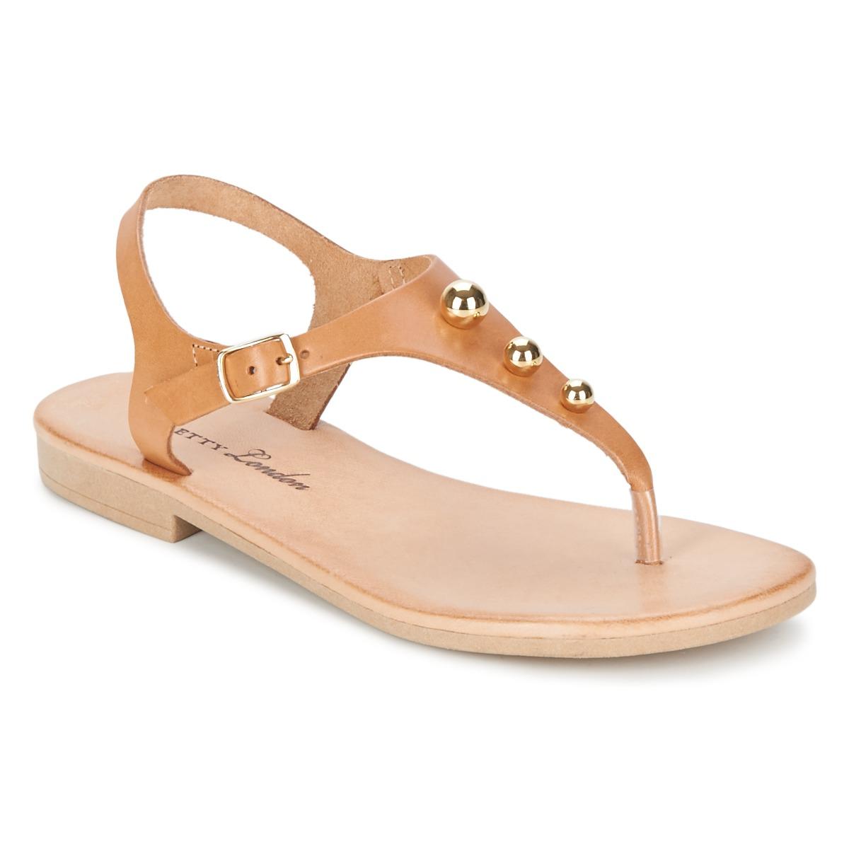 Sandals BT London VITALLA CAMEL