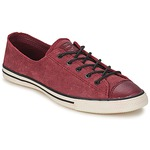 Low top trainers Converse CTAS FANCY LEATHER OX