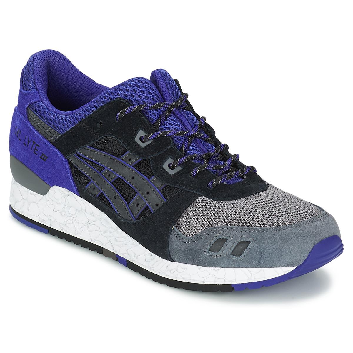 Asics GEL-LYTE III Black / Blue