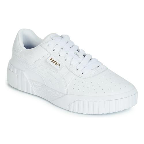Puma CALI White - Fast delivery