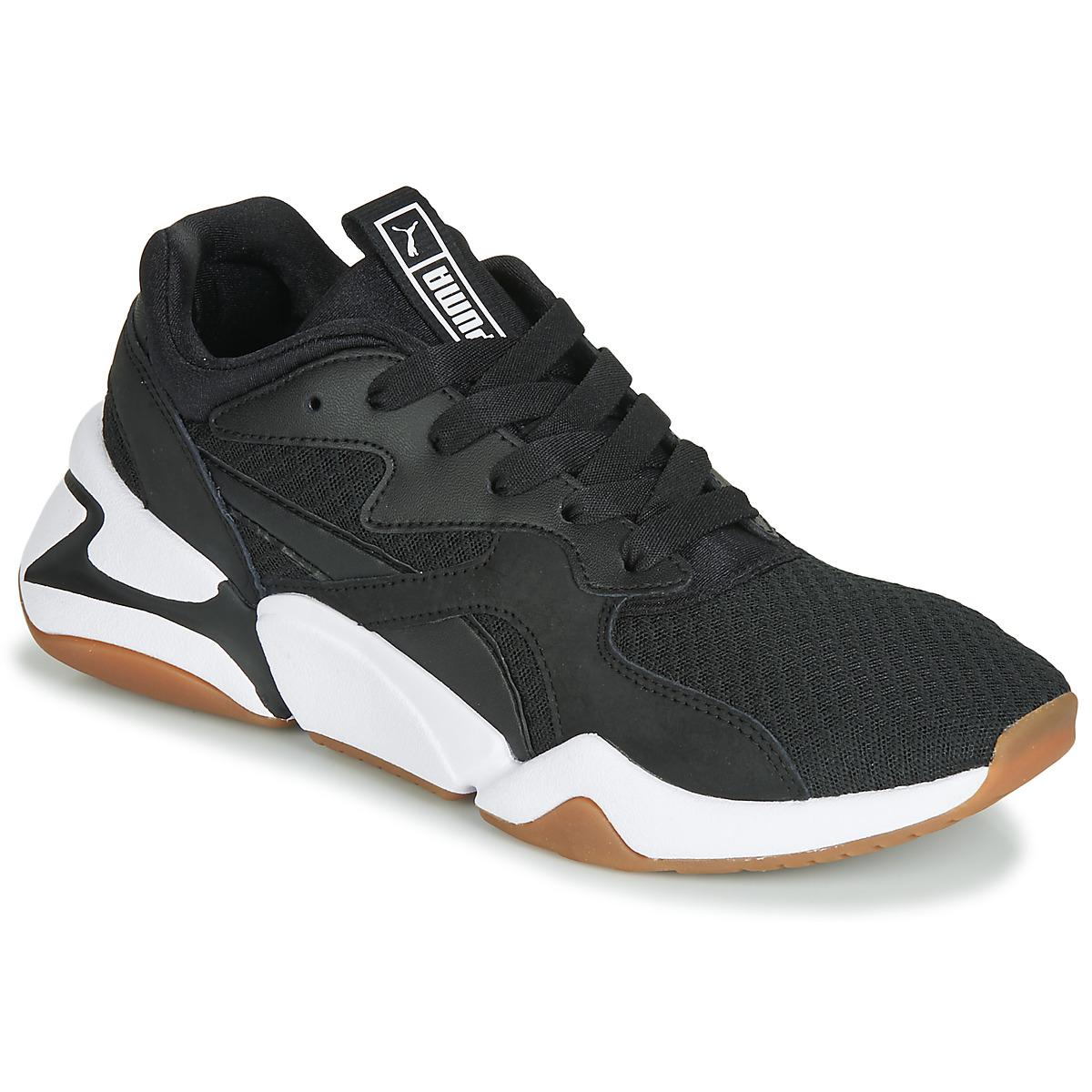 Puma WN NOVA 90'S BLOC.BL-BL Black