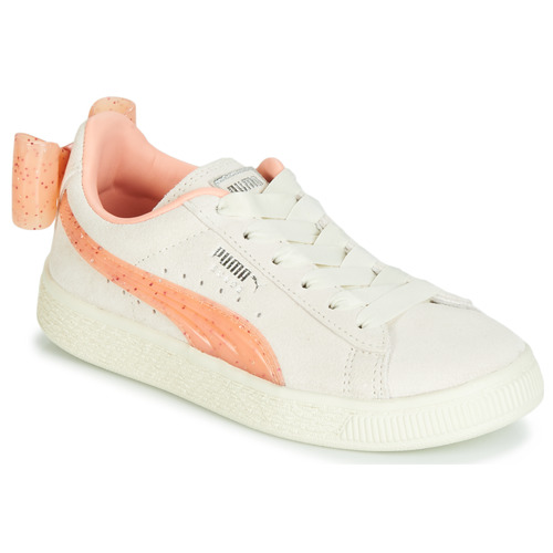Puma PS SUEDE BOW JELLY AC.WHIS Beige