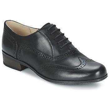 Smart shoes Clarks HAMBLE OAK Black 350x350