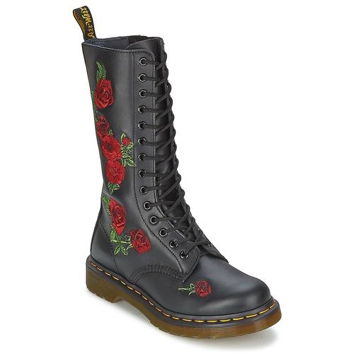 Shoes Women Boots Dr Martens VONDA Black