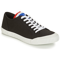 Shoes Low top trainers Le Coq Sportif NATIONALE Black