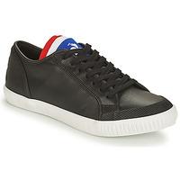 Shoes Men Low top trainers Le Coq Sportif NATIONALE Black