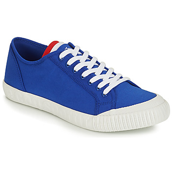 Shoes Low top trainers Le Coq Sportif NATIONALE Blue