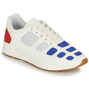 Shoes Men Low top trainers Le Coq Sportif ZEPP White / Blue / Red