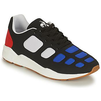 Shoes Men Low top trainers Le Coq Sportif ZEPP Black / Blue / Red