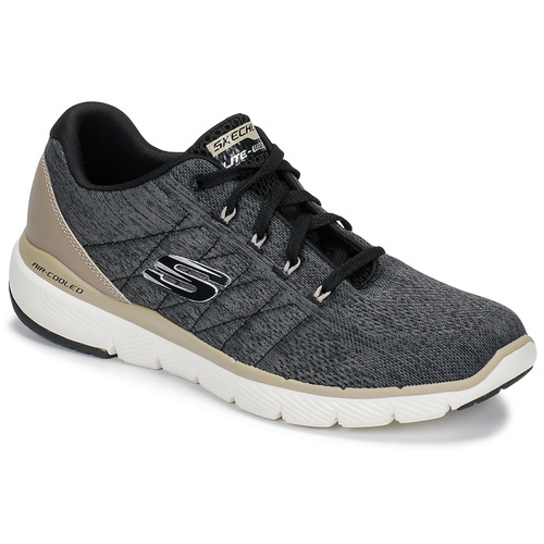 Shoes Men Fitness / Training Skechers FLEX ADVANTAGE 3.0 Black