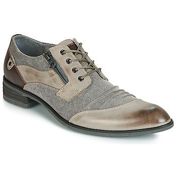 Shoes Men Derby shoes Kdopa MONTMARTRE Grey