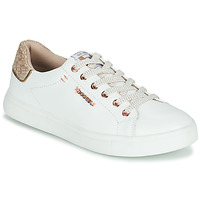 Shoes Women Low top trainers Dockers by Gerli  White