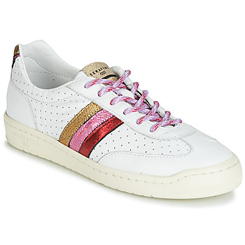 Shoes Women Low top trainers Serafini COURT Multicoloured