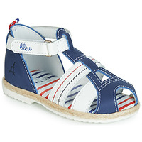 Shoes Children Sandals GBB COCORIKOO Blue