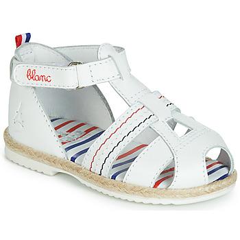 Shoes Children Sandals GBB COCORIKOO White