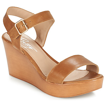 Sandals Betty London CHARLOTA Brown 350x350