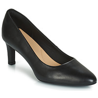 Shoes Women Court shoes Clarks CALLA ROSE Black