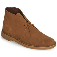 Shoes Men Mid boots Clarks Desert Boot Brown