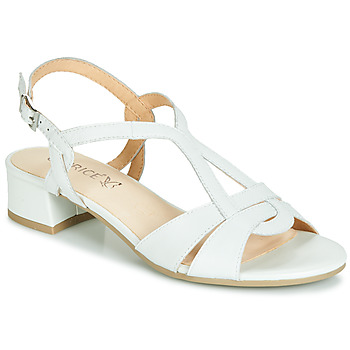 Shoes Women Sandals Caprice ISIS White