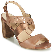 Shoes Women Sandals Caprice BOLAO Brown