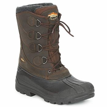 Shoes Men Snow boots Meindl SÖLDEN Brown