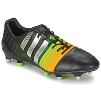 Shoes Men Football shoes adidas Originals NITROCHARGE 1.0 SG Black / Yellow