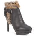 Shoes Women Ankle boots Alberto Gozzi BOTERO GADRO Black