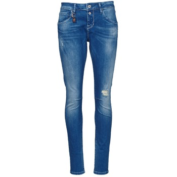 material Women slim jeans Only LISE Blue