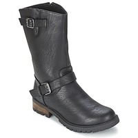 Shoes Women Mid boots LPB Shoes ZOLA Black