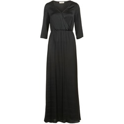 material Women Long Dresses Naf Naf X-MAYOU Black
