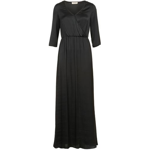 material Women Long Dresses Naf Naf X-MAYOU Black