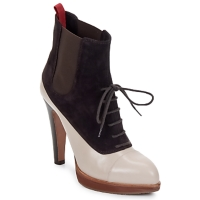Shoes Women Ankle boots Michel Perry GLACELLE DUST-WILD-ORCHID