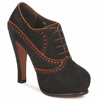 Shoes Women Low boots Michel Perry ORCHID Wild orchid orange
