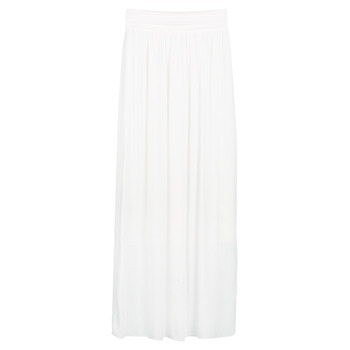 material Women Skirts Betty London SIXTINE White