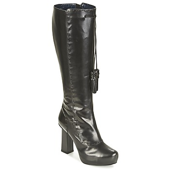 Shoes Women Boots Pollini PA2611 Black