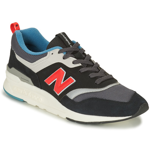 2aad3b6b45aa New Balance CM997 Black - Fast delivery | Spartoo Europe ! - Shoes ...