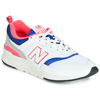 Shoes Low top trainers New Balance CM997 White