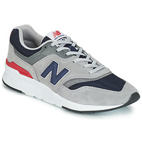 Shoes Men Low top trainers New Balance CM997 Grey
