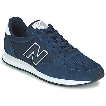 Shoes Low top trainers New Balance U220 Blue